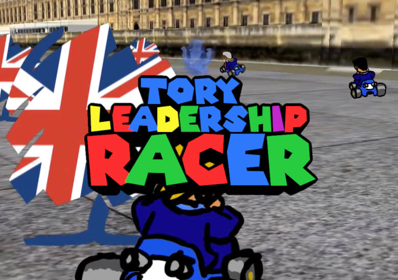 Tory Leadership Racer